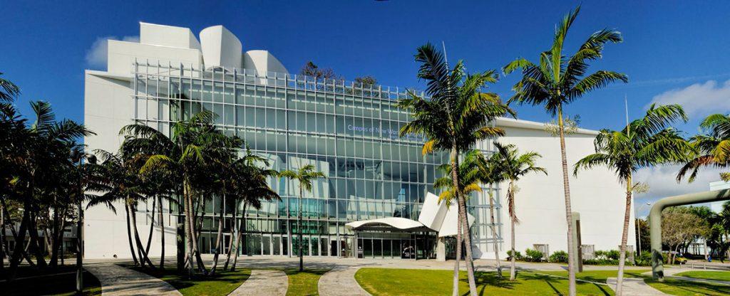Le New World Center est une salle de spectacle où se produit le New World Symphony à Miami Beach.