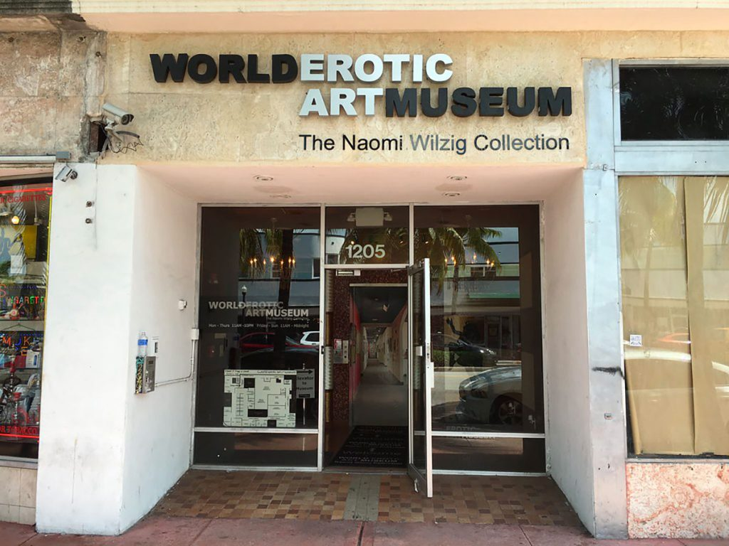 Le World Erotic Art présente l'histoire de l'art érotique à Miami